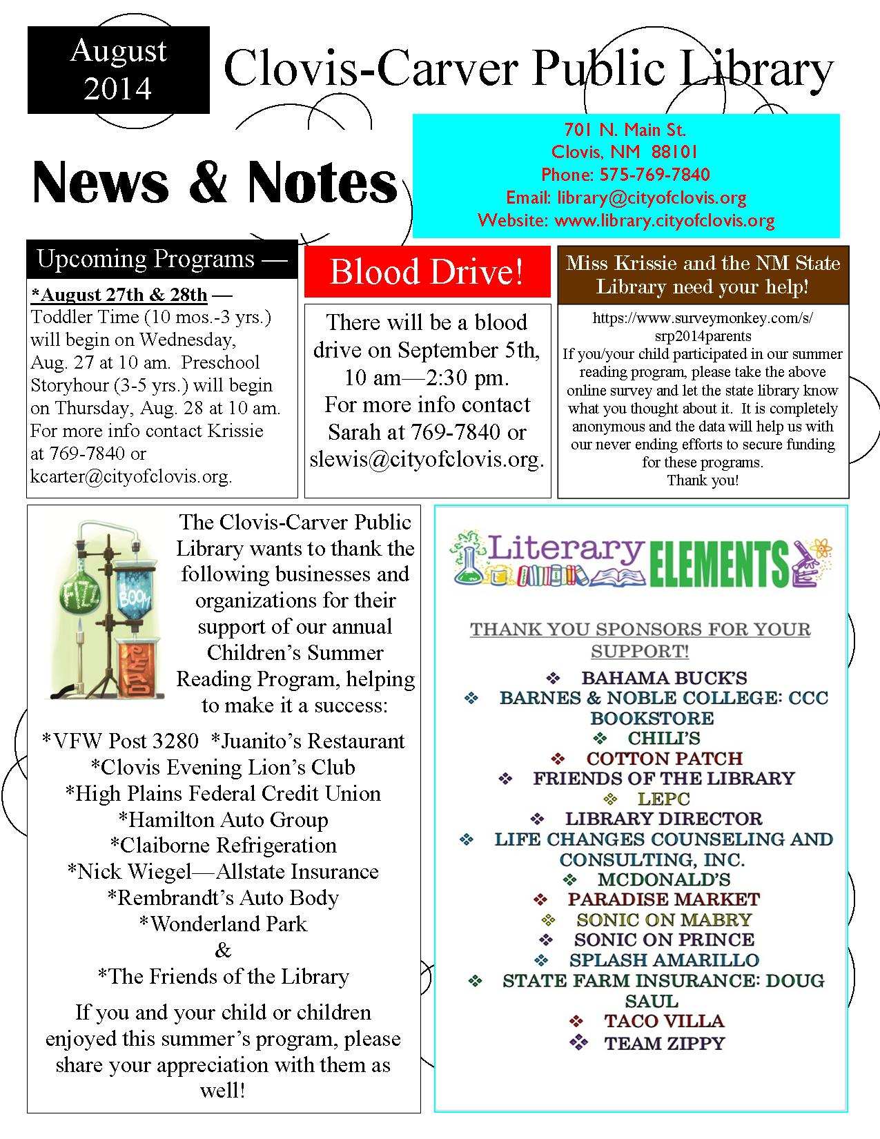 August 2014 page 1